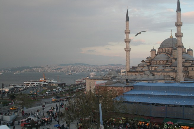 The New Mosque - Istanbul, Turkey