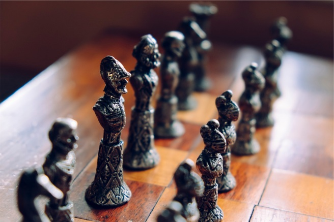 Are You Getting to Know God, Or His Game?