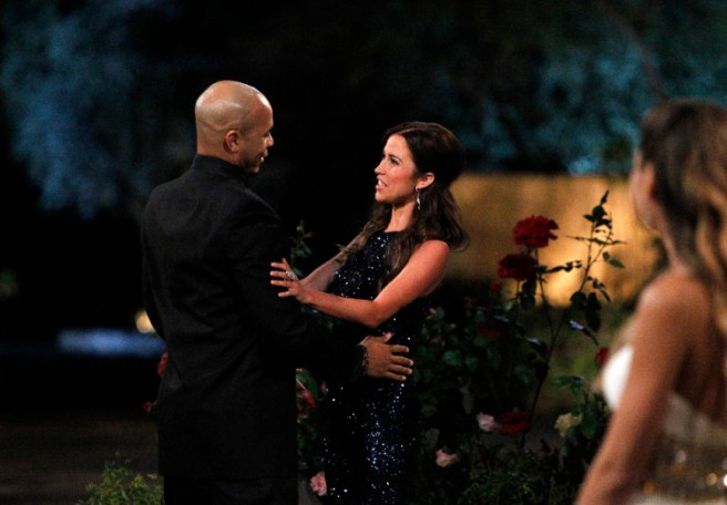 "THE BACHELORETTE - ""Episode 1101A"" - America fell in love with two very different but dynamic Bachelorettes last season - Britt Nilsson and Kaitlyn Bristowe. It was hard to choose between the beautiful, charming Britt and the gorgeous, fun-loving, wise cracking Kaitlyn. So now, 25 eligible bachelors will choose between these two amazing women. For the first time in franchise history there will be two Bachelorettes. Chris Soules sent both ladies home broken hearted, but now with another chance at love, both women are ready to take a journey they hope will wind up happily ever after, on ""The Bachelorette"" two-night premiere event, MONDAY, MAY 18 (9:01-11:00 p.m., ET) and TUESDAY, MAY 19 (8:00-9:00 p.m, ET), on the ABC Television Network. (ABC/Rick Rowell) KUPAH, KAITLYN BRISTOWE"